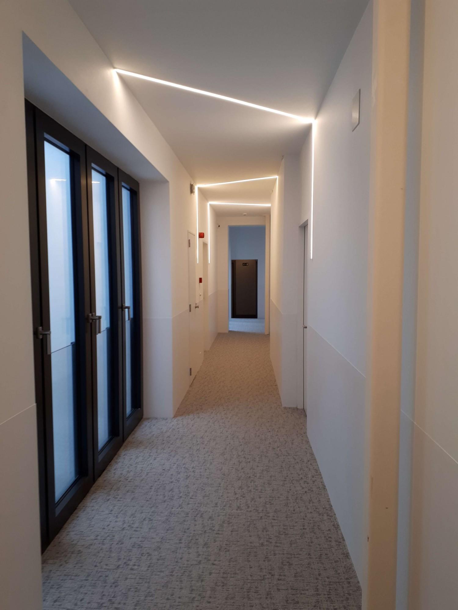 Borgoensch Hof - Vloer/Wand